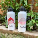 Botella de aluminio Diseño Pirata y Marinera