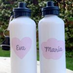 Botellas aluminio personalizadas