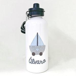 Botella aluminio Barco