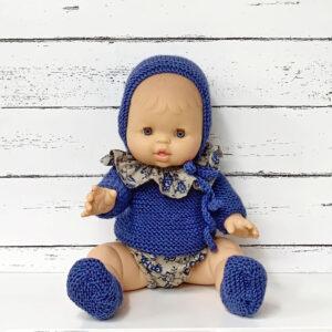 Muñeca Pepita personalizada