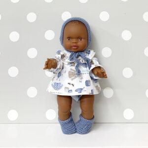 Muñeca personalizada Pepita